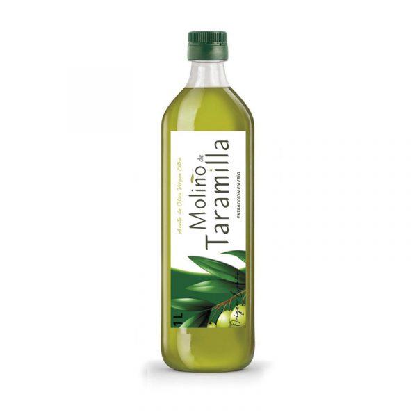 Imagen de la Botella de Aceite de Oliva Virgen Extra 1L
