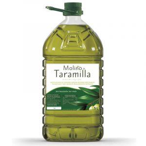 Imagen de la Botella de Aceite de Oliva Virgen Extra 5L